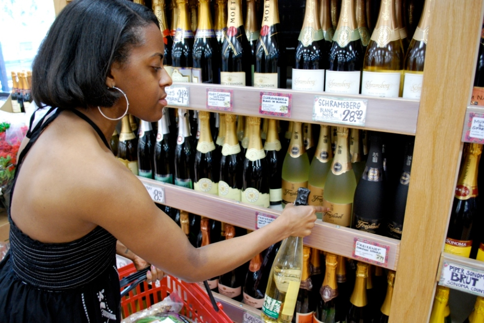Picking out the best sparkling wine