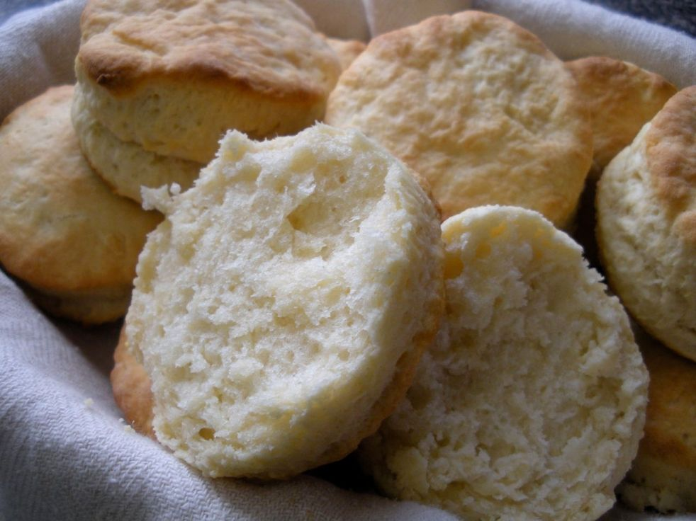 Buttermilk Biscuits-The Duo Dishes