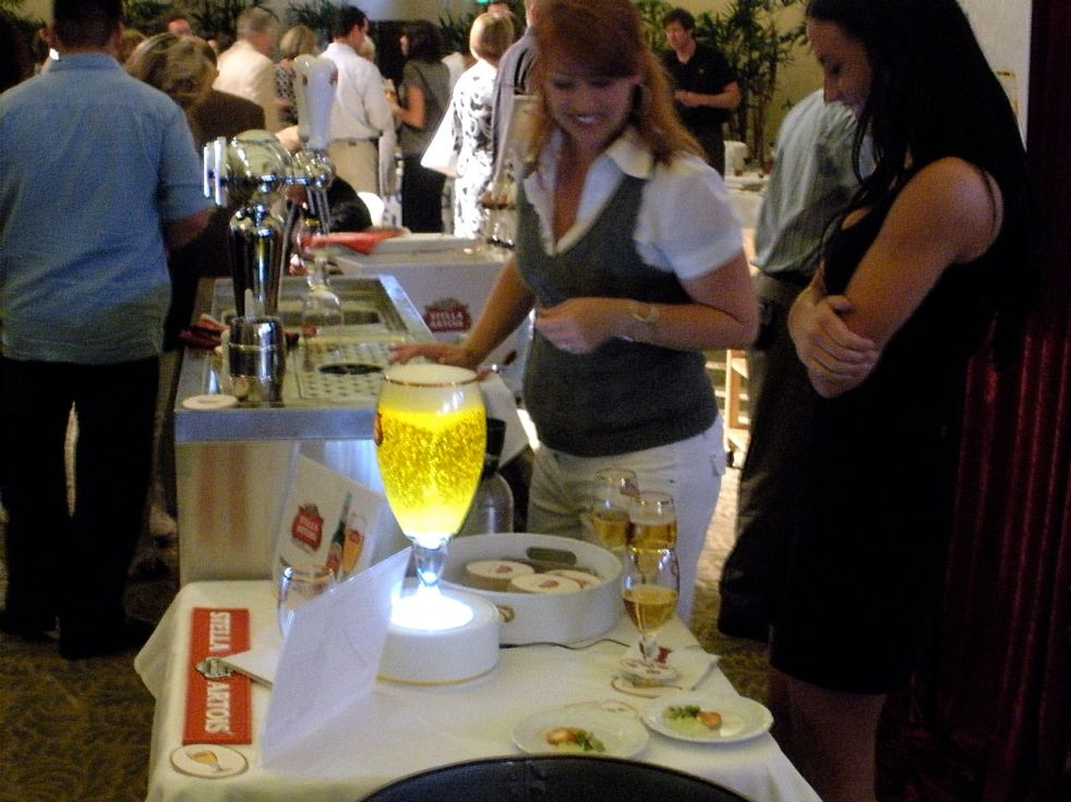 Stella Artois-Duo Dishes