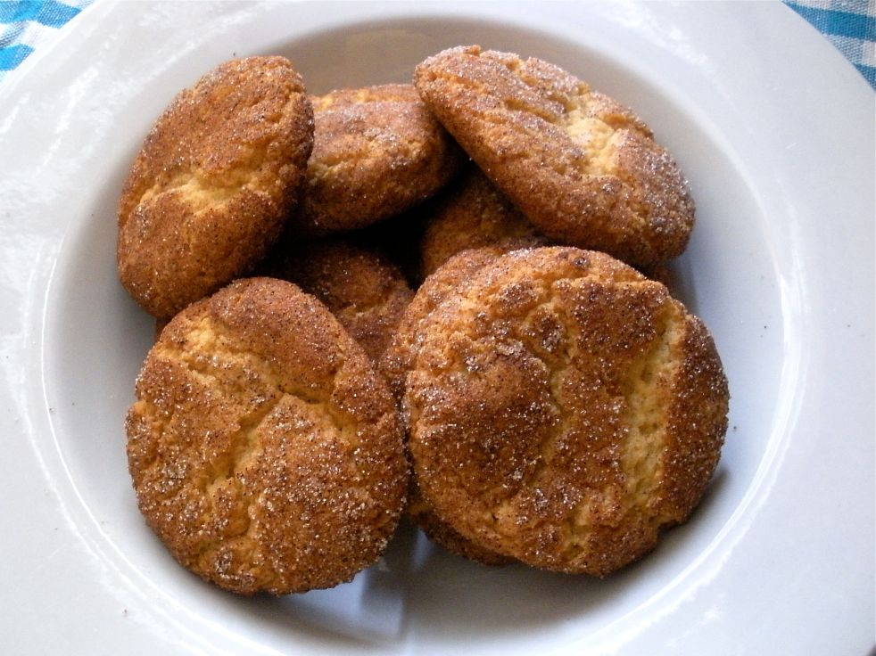 Sweet & Spicy Snickerdoodles 2-Duo Dishes