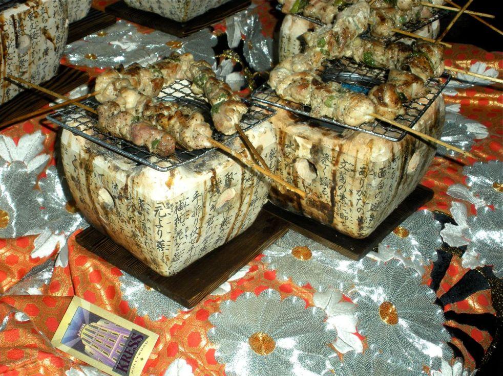 The Kress:  Chicken Yakitori
