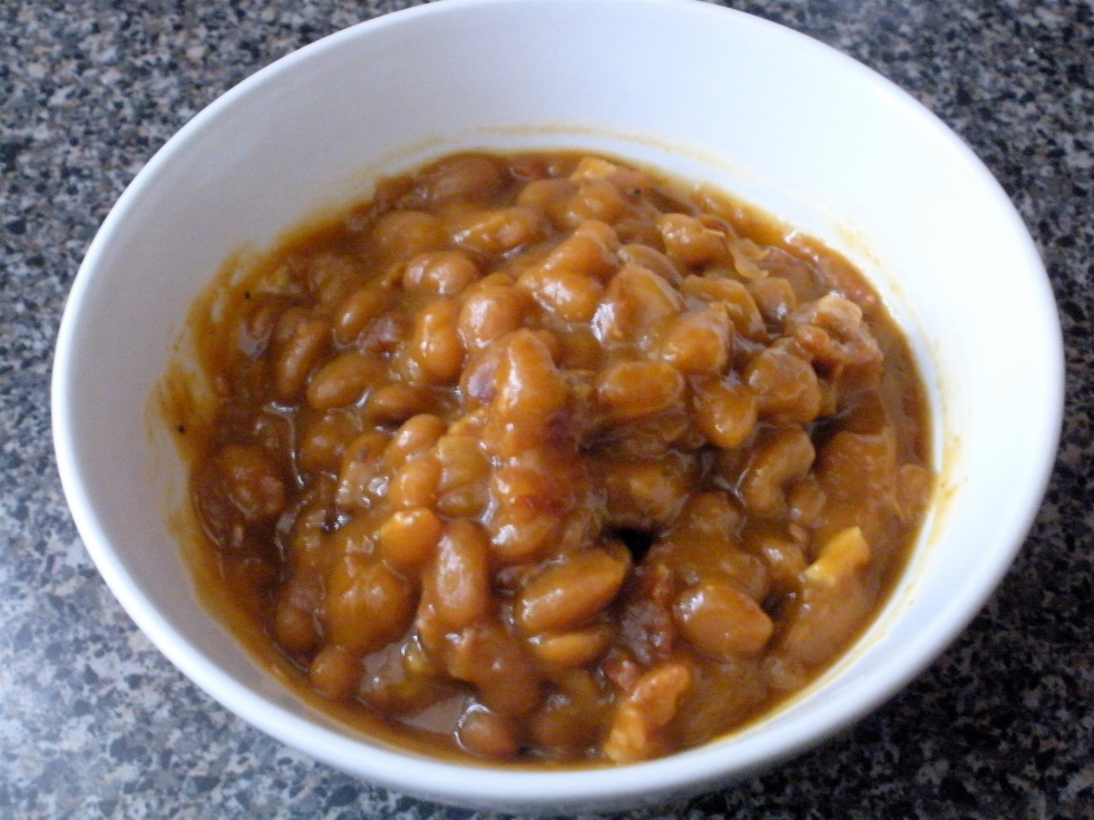 baked beans-Duo Dishes