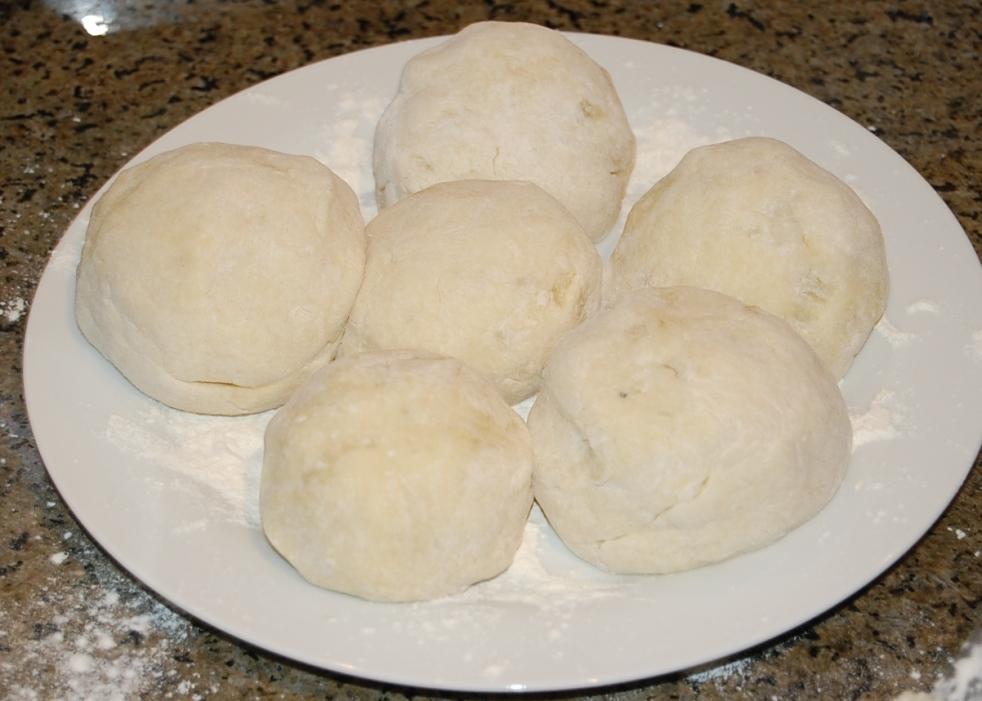 Potato Dumpling Pre-DD