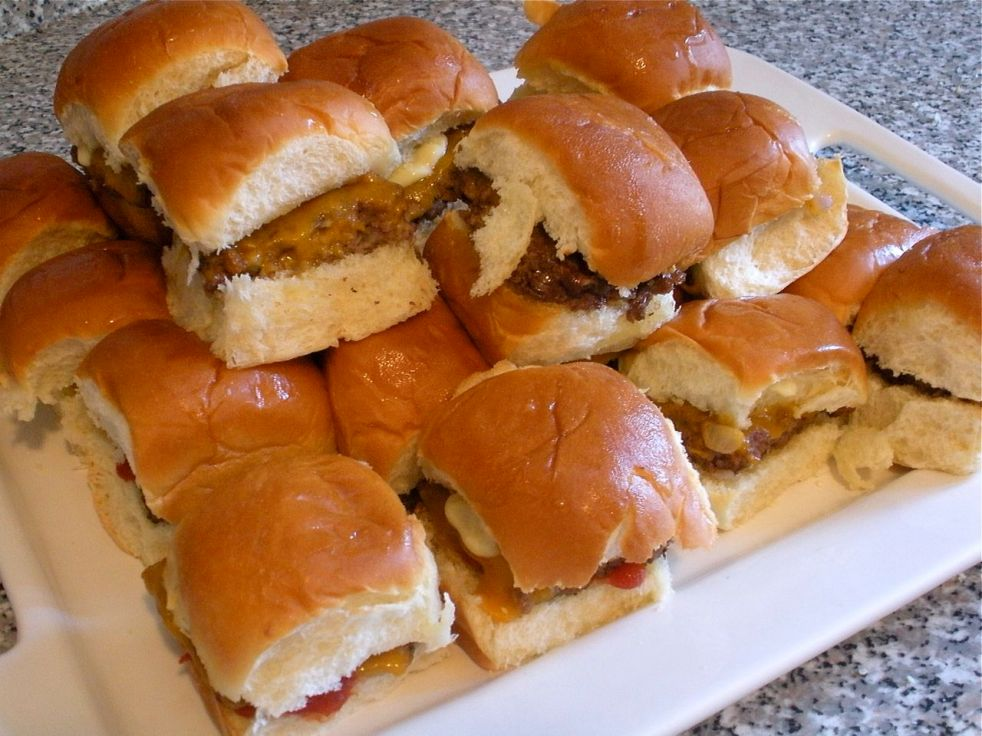 Sliders-Duo Dishes