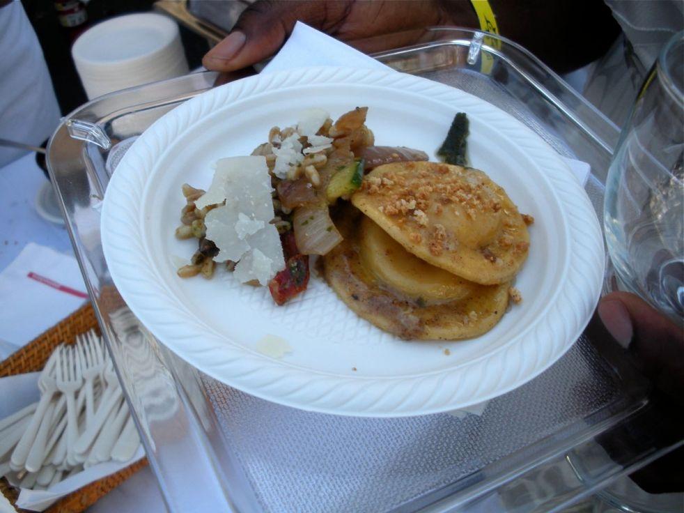 Pomodoro-Duo Dishes
