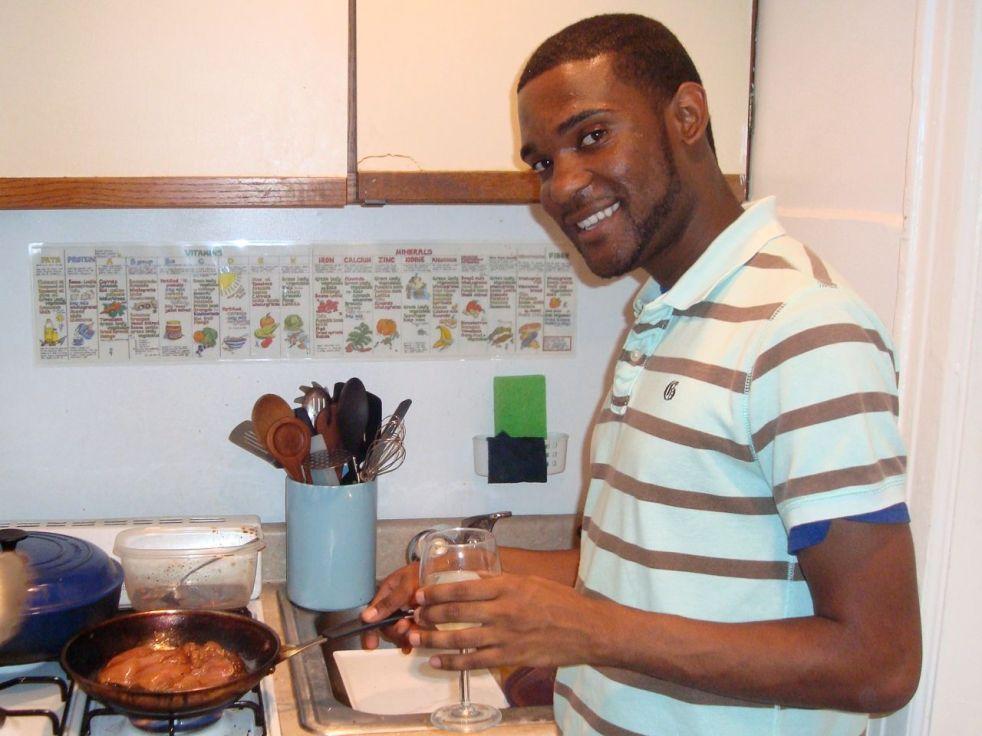 Sergio cooks-Duo Dishes