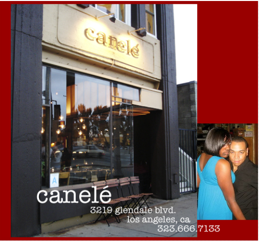The Duo @ Canele