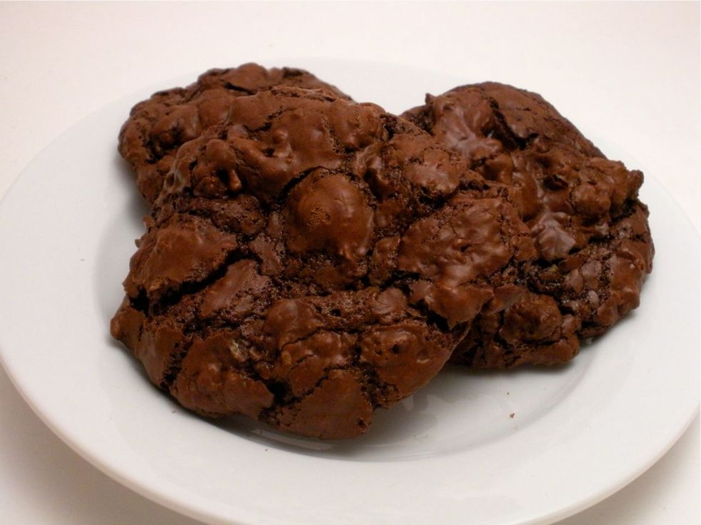 German Chocolate Cake Cookies-Duo Dishes