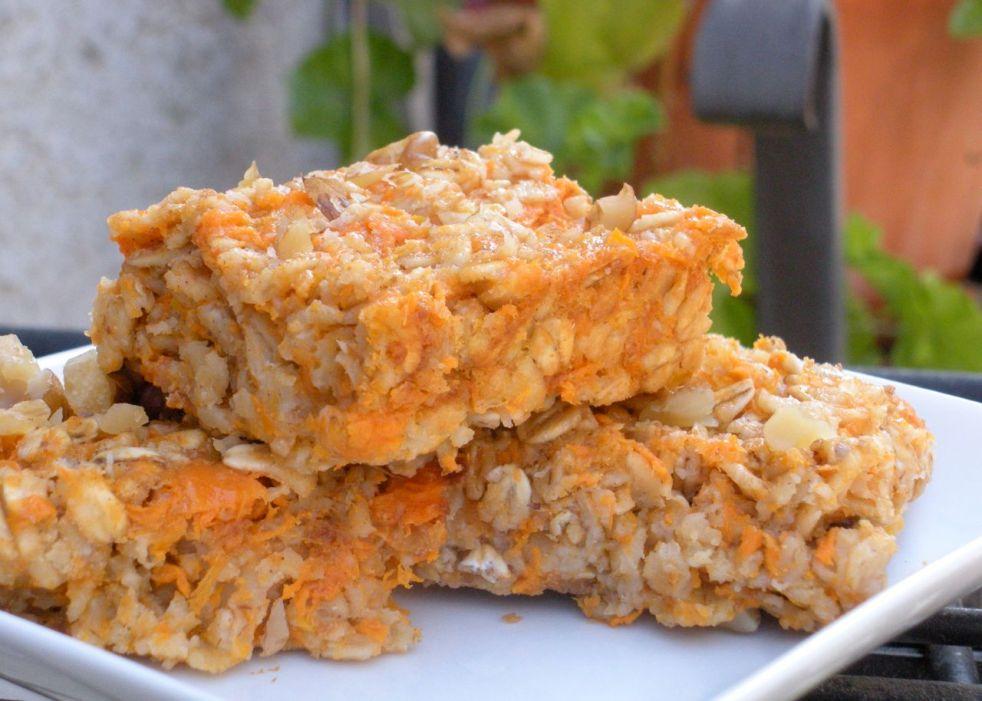 Sweet Potato Squares-Duo Dishes