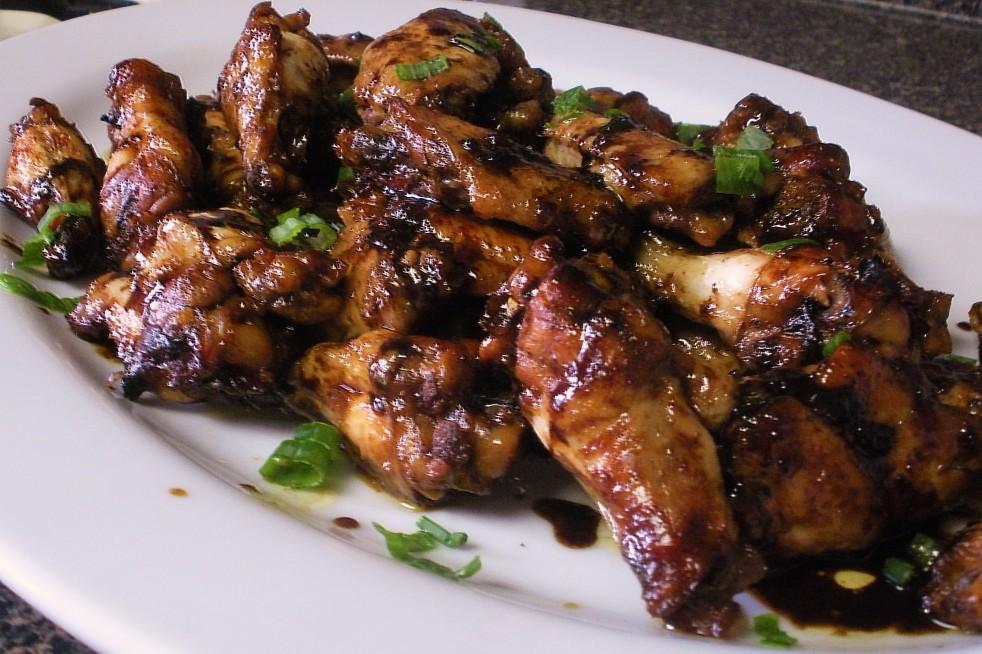 Honey Balsamic chicken-Duo Dishes