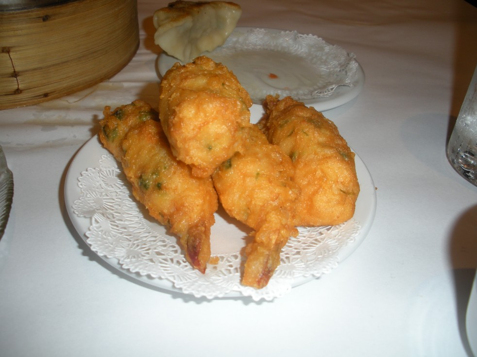 Phoenix shrimp-Duo Dishes