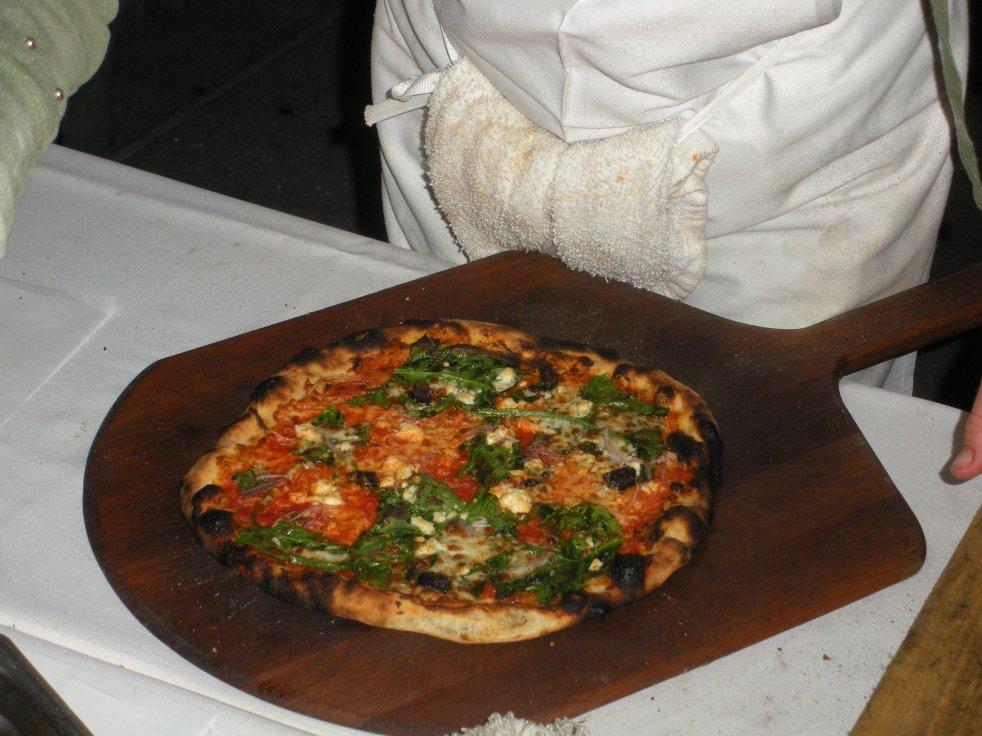 Politana pizza-Duo Dishes