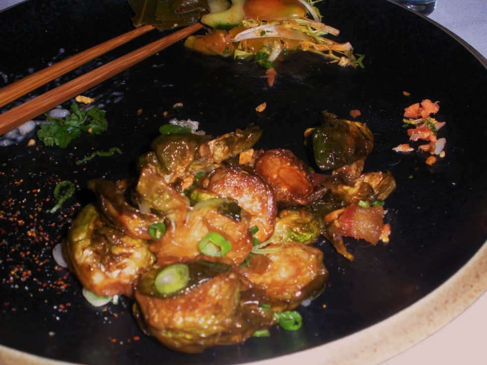 Brussels sprouts-Duo Dishes