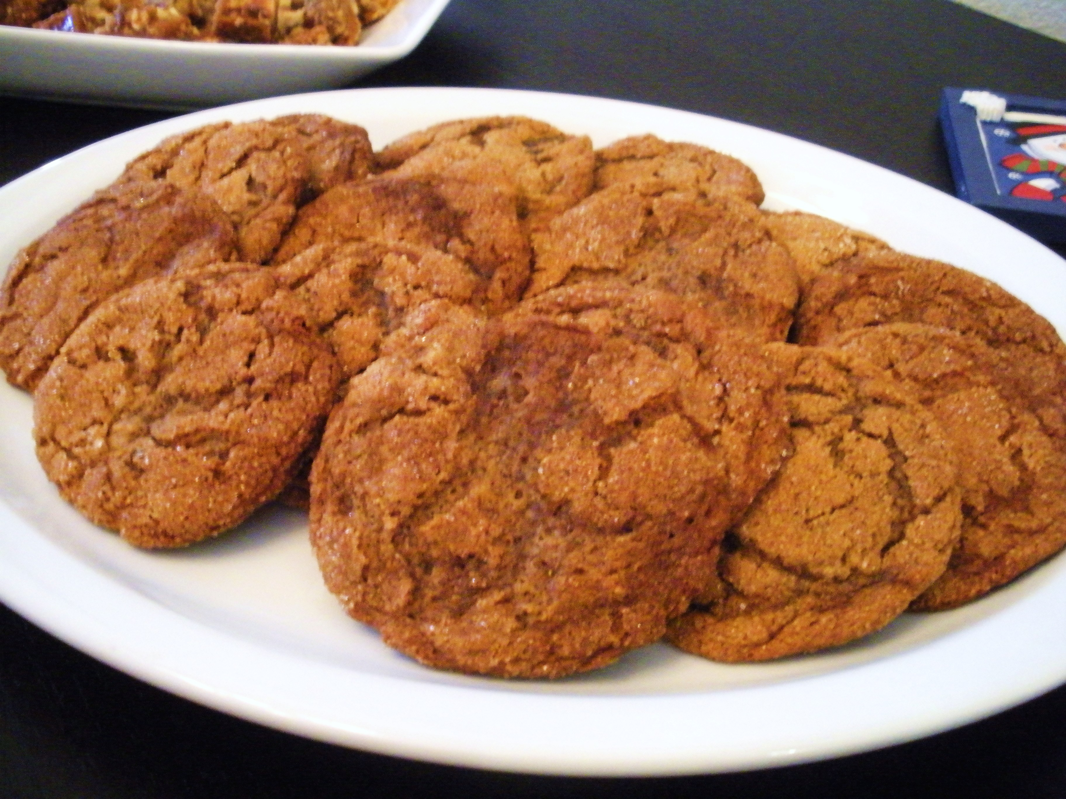 Cookies & Bars • Tags: black pepper , cookie , Grand Marnier ...