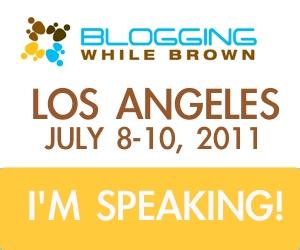 BWB 2011 BADGE I'm Speaking 300X250 Yellow and White