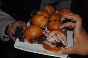 Lobster Salad Sandwiches - The Capital Grille