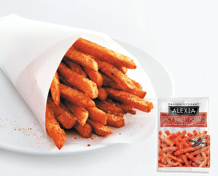 Alexia Sweet Potato Fries - The Duo Dishes