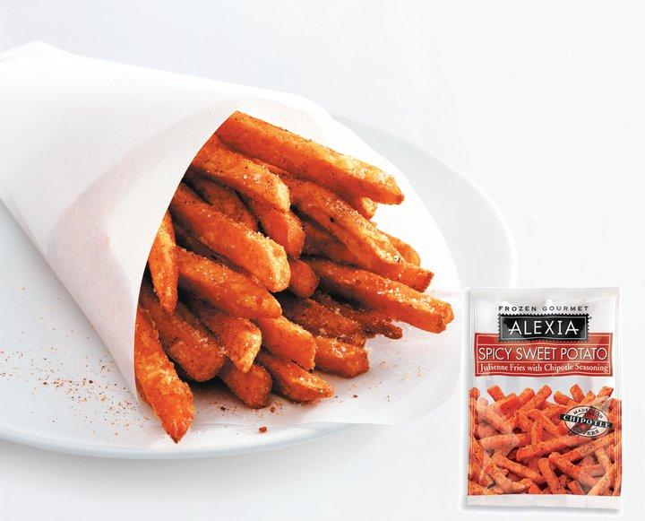 Alexia Sweet Potato Fries - The Duo Dishes